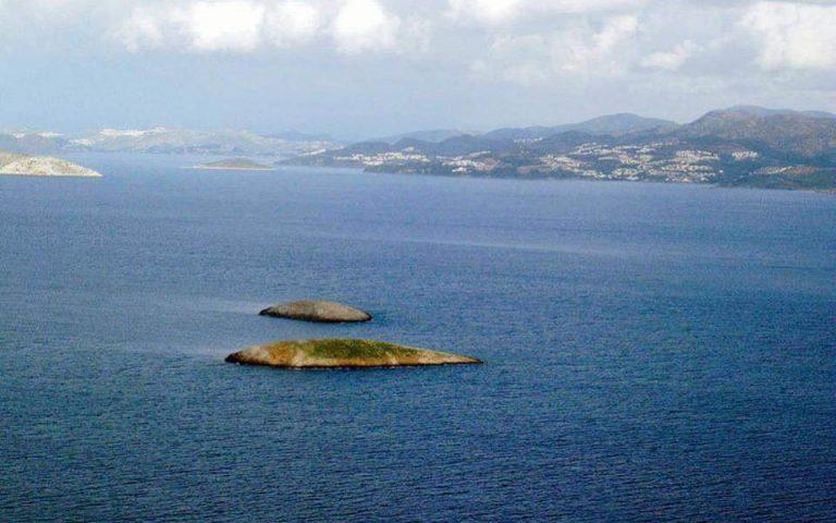 Τουρκικά σκάφη και Λιμενικό μακριά από τα Ιμια