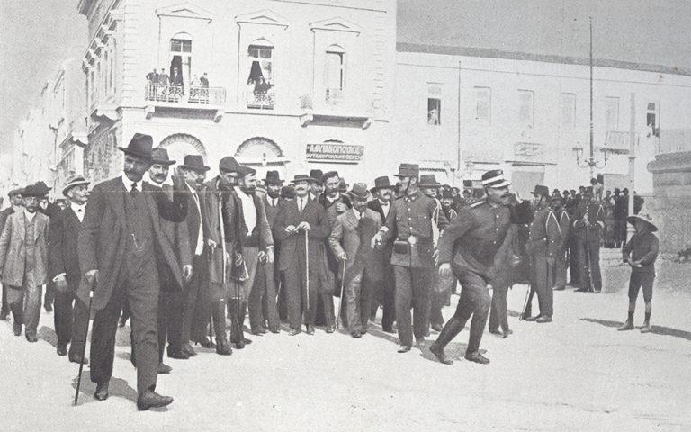 Αποψη: Οταν ο Βενιζέλος έδιωξε τους βουλευτές από την Κρήτη