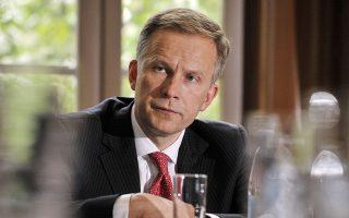 Η λετονική τράπεζα Norvik Bank κατηγορεί τον επικεφαλής της τράπεζας της Λετονίας για ξέπλυμα «μαύρου» χρήματος από τη Ρωσία.