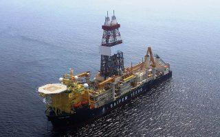 Ακινητοποιημένο θα παραμείνει το πλωτό γεωτρύπανο της ιταλικής εταιρείας ΕΝΙ «Saipem 12000».