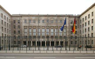 Εγγραφο του γερμανικού υπουργείου Οικονομικών, που διέρρευσε στο Bloomberg, τονίζει ότι «τα κράτη-μέλη πρέπει να επιδείξουν αλληλεγγύη σε διάφορους τομείς πολιτικής».