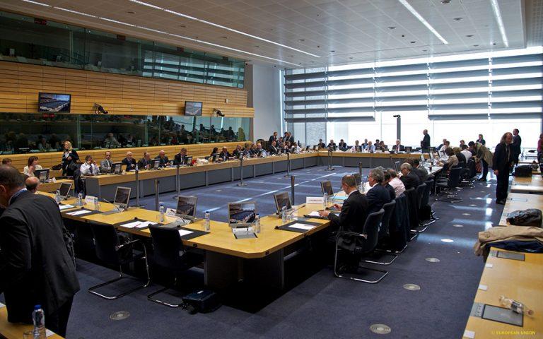 Η υλοποίηση του ελληνικού προγράμματος πρώτο θέμα στο σημερινό Eurogroup