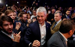 Laurent Wauquiez, the front-runner for the leadership of French conservative party