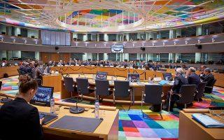 Πρώτος σταθμός για τις Βρυξέλλες θεωρείται το Eurogroup του Μαρτίου και τελικός το Eurogroup της 21ης Ιουνίου.