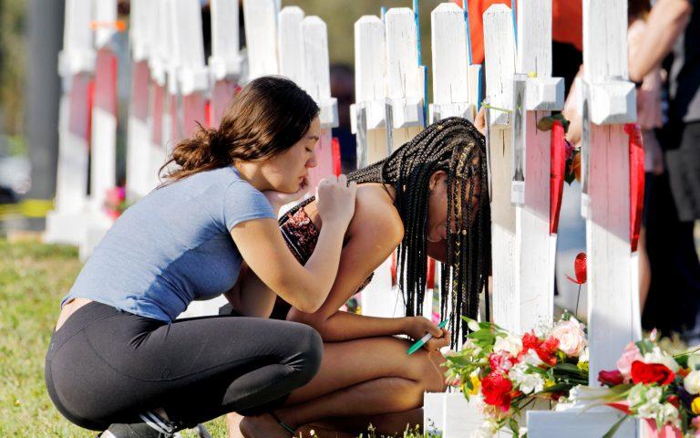 Φλόριντα: Ένα λουλούδι στη μνήμη των νεκρών