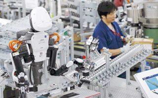 Υψηλόβαθμα στελέχη της Παγκόσμιας Τράπεζας επισημαίνουν ότι τα επόμενα χρόνια στην περιοχή της Μέσης Ανατολής θα χαθούν 20 εκατ. θέσεις εργασίας, επειδή θα αντικατασταθούν από τον αυτοματισμό και τη ρομποτική.