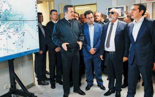 Ο πρωθυπουργός Αλ. Τσίπρας, κατά την επίσκεψή του στο υπουργείο Ναυτιλίας και Νησιωτικής Πολιτικής, ανέφερε ότι «η Ελλάδα δεν θα ανεχθεί καμία αμφισβήτηση της εδαφικής της ακεραιότητας και των κυριαρχικών της δικαιωμάτων».