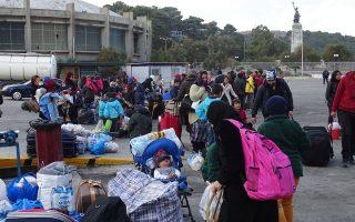 Λόγω των κακών καιρικών συνθηκών τον Ιανουάριο του '18 στα ελληνικά νησιά έφτασαν 1.637 άτομα. Το πρόβλημα θα διογκωθεί μόλις βελτιωθεί ο καιρός.