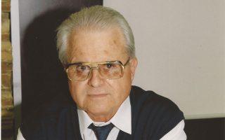 Ο πνευμονολόγος Ιωάννης Μουστάκας αφιέρωσε 25 χρόνια στη μελέτη της φυματίωσης.