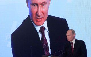 O Βλαντιμίρ Πούτιν έχει ήδη ξεπεράσει σε πολιτική μακροβιότητα κάθε άλλον ηγέτη του Κρεμλίνου μετά τον Στάλιν.