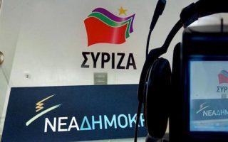 polemos-anakoinoseon-nd-syriza-me-fonto-to-protoselido-tis-aygis0