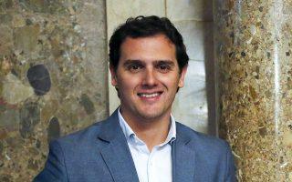 Ο επικεφαλής των Ciudadanos, Αλμπέρ Ριβέρα, αρνείται να στηρίξει τον προϋπολογισμό του πρωθυπουργού Ραχόι.