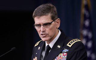 Ο επικεφαλής της κεντρικής διοίκησης των ΗΠΑ, στρατηγός Βότελ, κατέθεσε χθες στο Κογκρέσο.