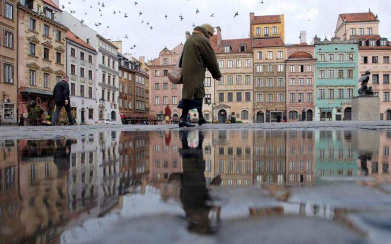Η Βαρσοβία θα ζητήσει αποζημίωση για τον Δεύτερο Παγκόσμιο Πόλεμο