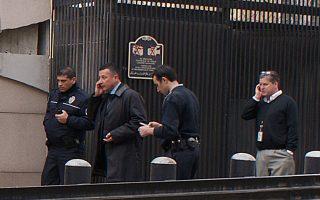 Ο φόβος νέας τρομοκρατικής επίθεσης, όπως εκείνη του 2013 (φωτ.), ανάγκασε τις ΗΠΑ να κλείσουν την πρεσβεία τους στην Αγκυρα.