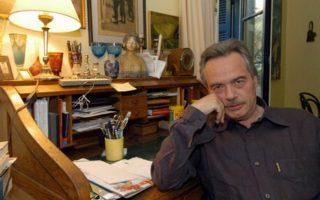 Αφιέρωμα στον συγγραφέα Νίκο Θέμελη και στην τριλογία του, στον Ιανό.