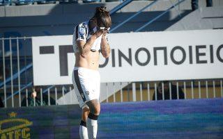 Ηττα-σοκ υπέστη ο ΠΑΟΚ στην Τρίπολη, με αποτέλεσμα η ΑΕΚ να τον προσπεράσει στον πίνακα της βαθμολογίας.