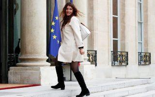 Η υπουργός Ισότητας της χώρας Μαρλέν Σιαπά είπε στα γαλλικά ΜΜΕ ότι είναι εξαιρετικά ικανοποιημένη που επελέγη το ανώτατο όριο.