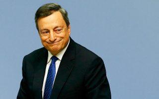 Η νίκη αντιευρωπαϊκών πολιτικών δυνάμεων στις πρόσφατες ιταλικές εκλογές προβληματίζει τον επικεφαλής της ΕΚΤ.