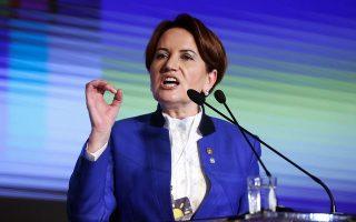 Η Μεράλ Ακσενέρ εκτοξεύθηκε στην καρδιά της πολιτικής σκηνής της Τουρκίας όταν ενταντιώθηκε στην αύξηση των εξουσιών του προέδρου στο δημοψήφισμα του 2016.