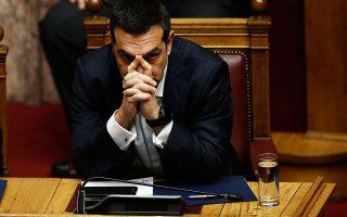 Ο Αλέξης Τσίπρας παραμένει προσανατολισμένος στην επίλυση του Σκοπιανού, αν και γνωρίζει τον κίνδυνο κραδασμών στην κυβέρνηση εξαιτίας των ΑΝΕΛ.