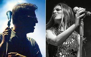 Στα καλοκαιρινά live, ο Θ. Παπακωνσταντίνου θα έχει μαζί του νέα τραγούδια. Ομορφη ποπ παρουσιάζει στον δεύτερο προσωπικό της δίσκο η Angelika Dusk.