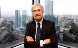 Ο κ. Πέτερ Πράετ δήλωσε ότι το QE θα ολοκληρωθεί σταδιακά και όχι απότομα τον Σεπτέμβριο.