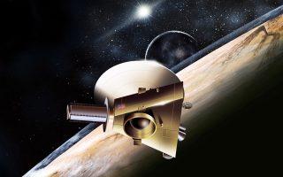 To διαστημόπλοιο New Horizons της NASA (Πηγή φωτό: NASA)