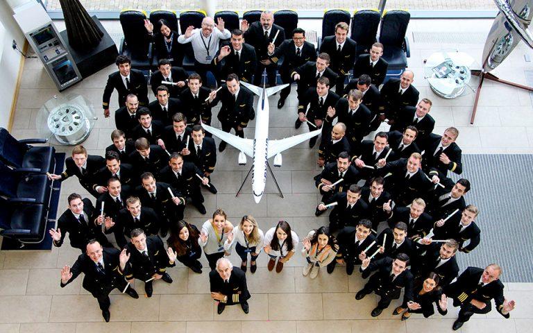 Ελλειψη πιλότων και μηχανικών στη Ryanair