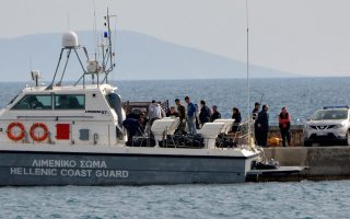 Xθες, αναζητούνταν τρία άτομα, τα οποία σύμφωνα με μαρτυρίες επέβαιναν στο σκάφος που βυθίστηκε κοντά στο Αγαθονήσι, το πρωί του Σαββάτου στην περιοχή Πόρος.