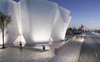 Το νέο μουσείο στην ιστορική γαλλική πόλη Ανζέ (Angers).