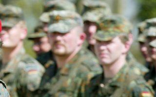Στρατιώτες στο Ρόμελ του Ντόρντσταντ (φωτογραφία αρχείου).