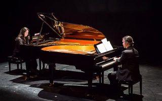 Piano Trance στην Εναλλακτική Σκηνή της Εθνικής Λυρικής Σκηνής.