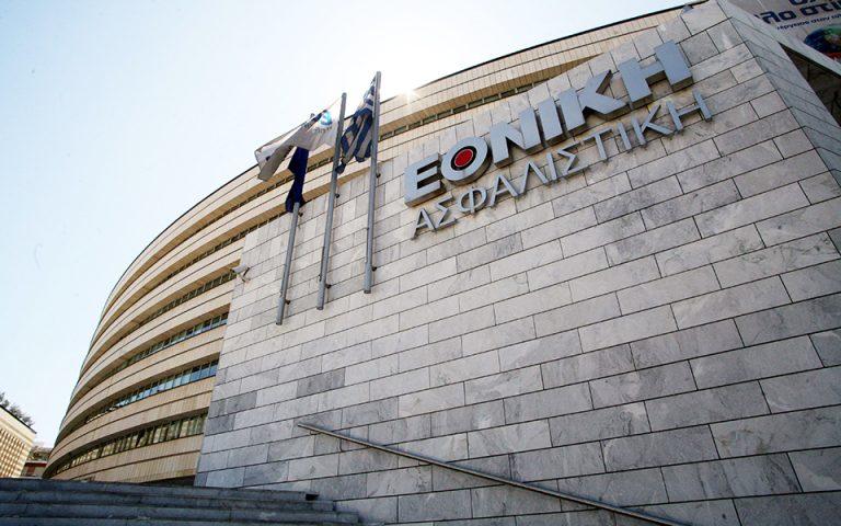 Ενδιαφέρον από Fosun για το 75% της Εθνικής Ασφαλιστικής