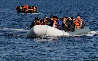 H αστυνομία χαρακτηρίζει αναμενόμενη την αύξηση των προσφυγικών ροών, ωστόσο πηγές του υπουργείου Προστασίας του Πολίτη έκαναν  λόγο για «παιχνιδάκια» από την πλευρά της Τουρκίας.
