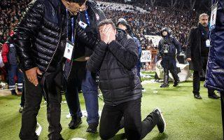 Το Διαιτητικό Δικαστήριο της Ομοσπονδίας κατακύρωσε το ντέρμπι ΠΑΟΚ - Ολυμπιακός στους «ερυθρόλευκους» με νίκη 3-0, χωρίς να αφαιρέσει βαθμούς από τον «Δικέφαλο».
