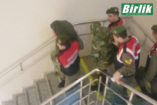Tι υποστήριξαν, σύμφωνα με τουρκικά ΜΜΕ, στην κατάθεση τους οι Ελλήνες στρατιωτικοί
