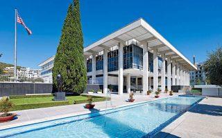 Μια ωραία λήψη του οικοδομήματος διά χειρός Γιώργη Γερόλυμπου, του φωτογράφου που εξειδικεύεται στην αρχιτεκτονική.
