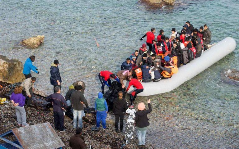 Προσφυγικό: Αύξηση αφίξεων κατά 33% το 2018