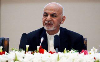 Με σιωπή ή επικρίσεις απαντούν στον Ασράφ Γκανί οι Ταλιμπάν.