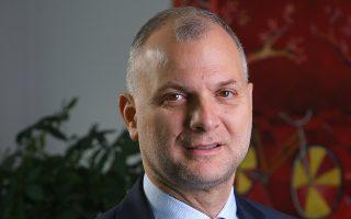 Ο κ. Δανιηλίδης αποκαλύπτει τα φιλόδοξα σχέδια της εταιρείας για επενδύσεις.