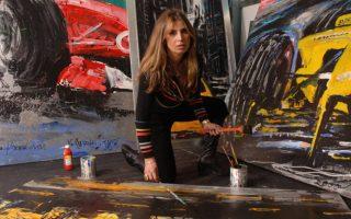 Η έκθεση «Women Bridging Worlds» στον χώρο τέχνης Εικαστικός Κύκλος Sianti.