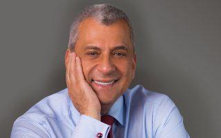 Ο ιδρυτής, διευθύνων σύμβουλος και κύριος μέτοχος της PeopleCert κ. Βύρων Νικολαΐδης.