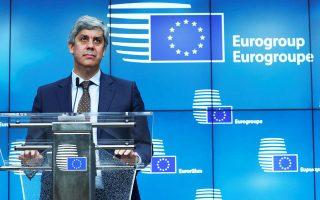 Ο Πορτογάλος υπουργός χαρακτήρισε την Ελλάδα «μοναδική περίπτωση στην Ευρωζώνη», αφήνοντας να εννοηθεί ότι στο πλαίσιο αυτό θα εξετασθεί η στρατηγική εξόδου της από το μνημόνιο.