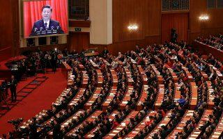 Ο πρόεδρος της Κίνας, Σι Τζινπίνγκ, σε ομιλία του αυτή την εβδομάδα δεσμεύθηκε ότι η χώρα «θα πάρει τη θέση που της αξίζει στον κόσμο».