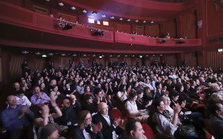 Το κοινό στο φετινό επετειακό 20ό Φεστιβάλ Ντοκιμαντέρ Θεσσαλονίκης ήταν περισσότερο από ποτέ.