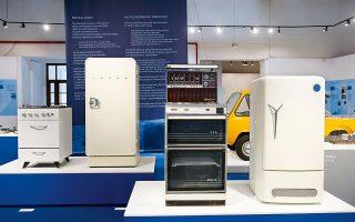 ΠΙΤΣΟΣ, Ιζόλα, Εσκιμό, ελληνικές βιομηχανίες που έφτιαχναν ηλεκτρικές συσκευές για κάθε ελληνικό σπίτι. Φωτογραφίες: Βαγγέλης Ζαβός