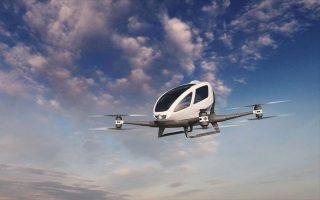 Το Cora θα αποτελέσει τη βάση αερομεταφερόμενου ταξί, που πρόκειται να ξεκινήσει τα δρομολόγιά του έπειτα από κάποια έτη δοκιμών.