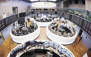 Στη Φρανκφούρτη, ο DAX ολοκλήρωσε τη συνεδρίαση με άνοδο 1,56% και στο Παρίσι ο CAC 40 έκλεισε με κέρδη 0,98%. Σημαντικά κέρδη 1,62% κατέγραψε ο δείκτης FTSE 100 στο Χρηματιστήριο του Λονδίνου.
