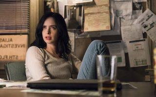 Η Κριστίν Ρίτερ για άλλη μία φορά εξαιρετική στον ρόλο της στη σειρά «Jessica Jones».